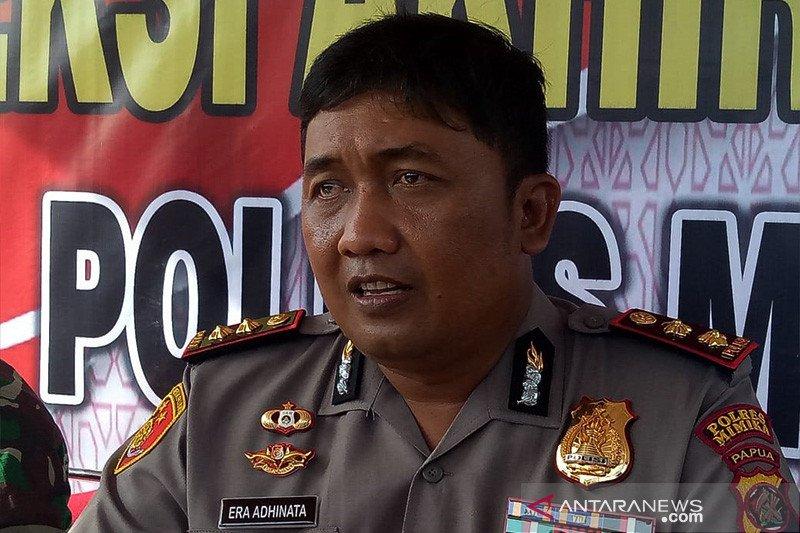 Polisi belum mengungkap pelaku pembunuhan di Jalan Trans Timika-Paniai