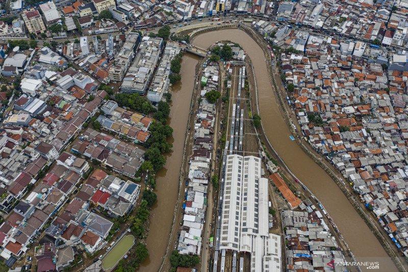 Wagub DKI sebut dua hambatan utama pembebasan lahan atasi banjir