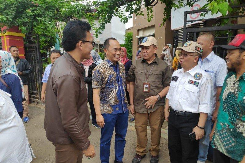 Disdukcapil Tangerang layani ganti dokumen rusak akibat banjir
