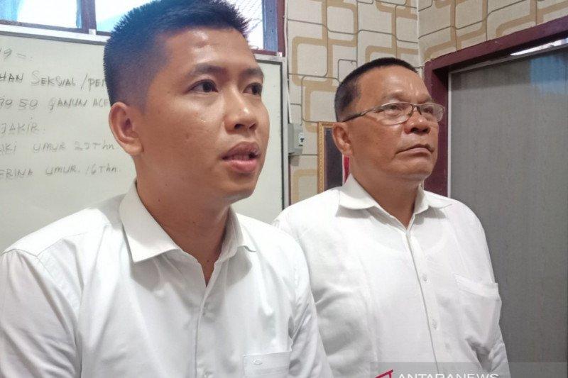 Polisi amankan pengancam wartawan di Aceh Barat