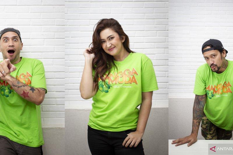 """Nafa Urbach diminta berbahasa Jawa dalam film """"Mangga Muda"""""""