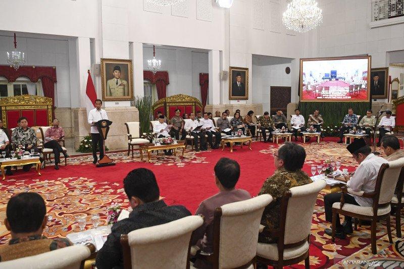 Sidang Kabinet Paripurna bahas penetapan RPJMN 2020 - 2024