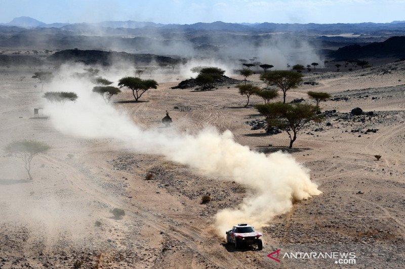 Hasil etape II Dakar: Para pebalap asal Afrika unjuk gigi