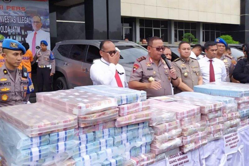 Polda Jatim Panggil Figur Publik Diduga Terlibat Investasi Bodong