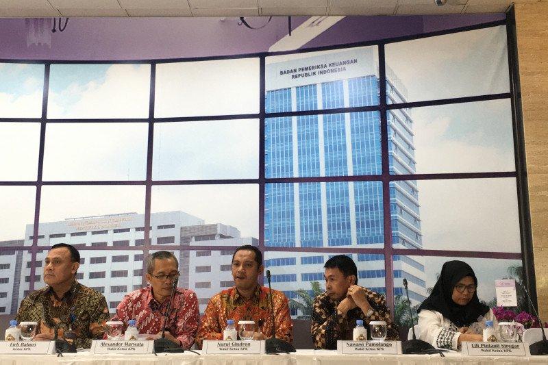 Firli : Pimpinan KPK lengkap bukti satu frekuensi berantas korupsi