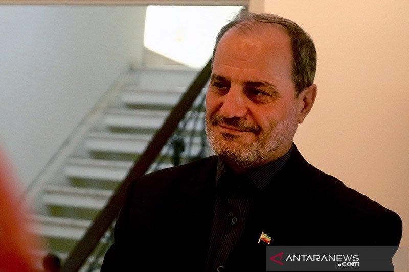 Dubes Azad: perluasan hubungan dengan Indonesia jadi prioritas Iran