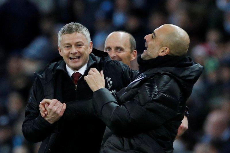 Guardiola tak akan pernah ingin melatih Manchester United