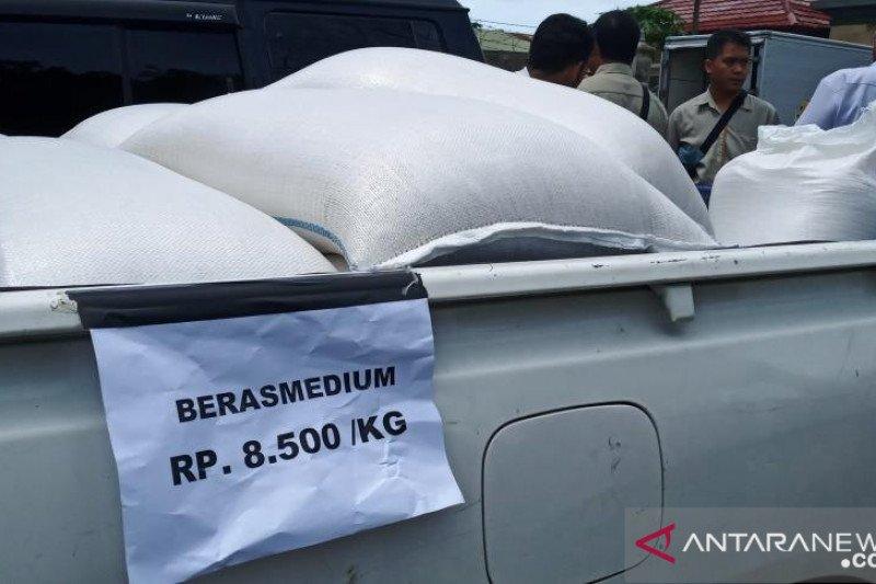 Stok beras Riau -Kepri awal tahun 2020 aman 6 bulan