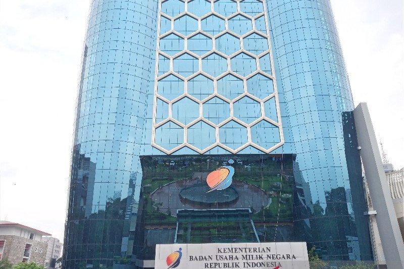 Kementerian BUMN akan bangun BUMN Tower di ibukota baru negara