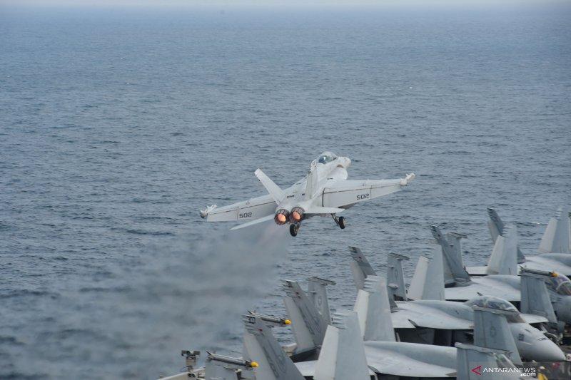 Kapal perang AS singgah di Selat Taiwan kedua kalinya dalam dua minggu