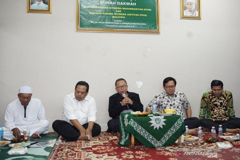 Diskusi dengan Wakil Ketua MPR digelar PCIM Malaysia