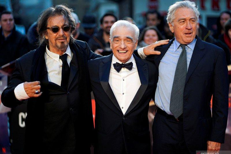 Apple akan garap film bersama Martin Scorsese