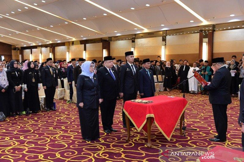 "Wagub Riau ungkap jabatan ""air mata"" saat lantik 600 pejabat, begini penjelasannya"