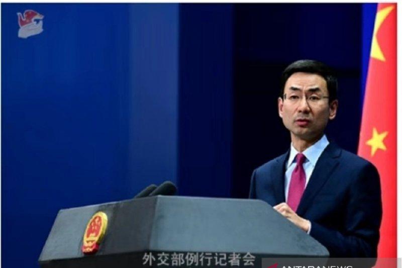 Geng: Isu Natuna tidak goyahkan kemitraan strategis China-Indonesia