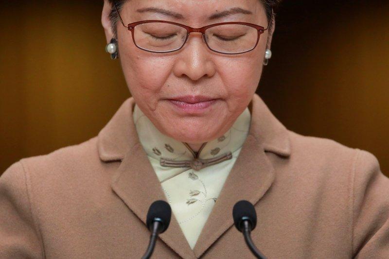 Lam: Pusat bisnis Hong Kong tetap kuat