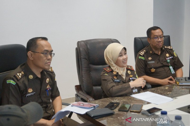 Kejati Riau menetapkan dua tersangka kredit macet BRI Rp7,2 miliar