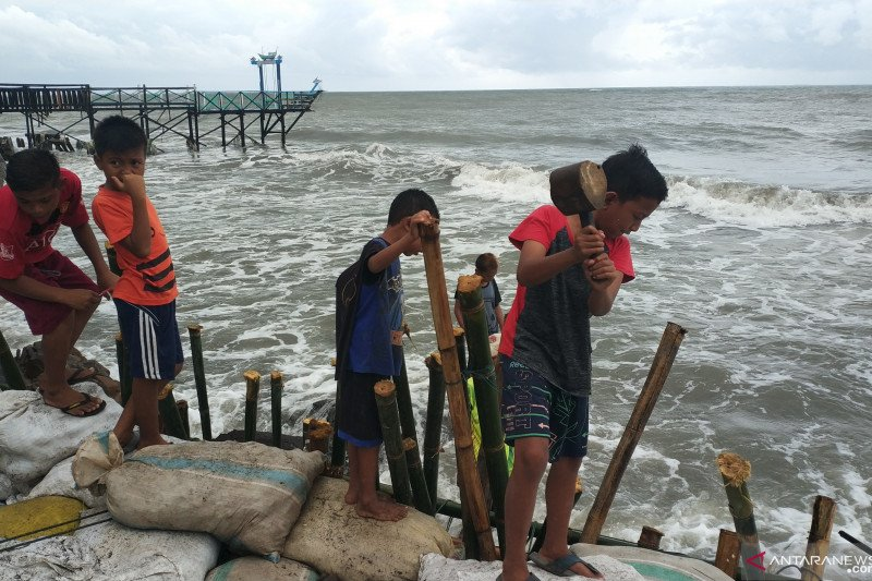 Walhi Sulsel: Abrasi di Galesong masih disebabkan penambangan pasir