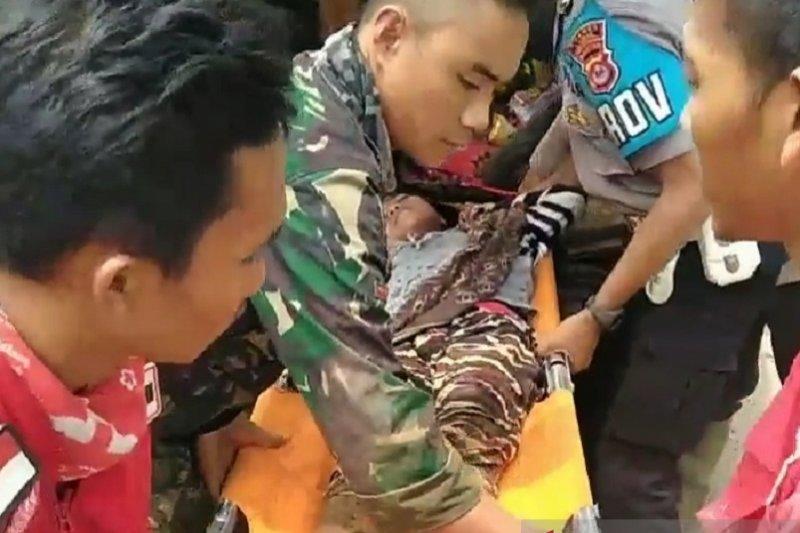 PMI-Tim SAR menemukan seratusan korban banjir Lebak di dalam hutan