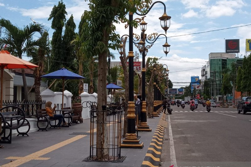 Pemkot Madiun revitalisasi jalur pedestrian dukung sektor pariwisata