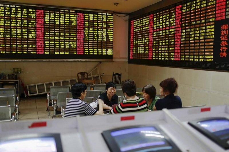 Saham China dibuka naik, setelah akhir pekan lalu merosot