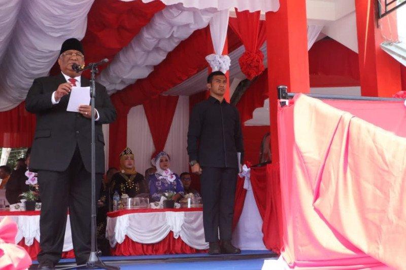 Gubernur Sultra pimpin HUT XVI Kolaka Utara
