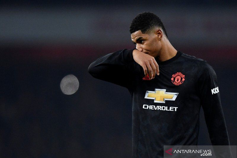 Rashford bisa cetak 40 gol bila bermain untuk Manchester City