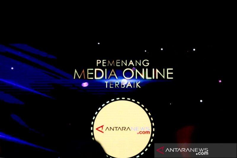 Kantor Berita ANTARA kembali raih Adam Malik Award 2020
