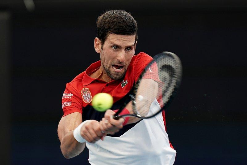 Djokovic absen di Adelaide International