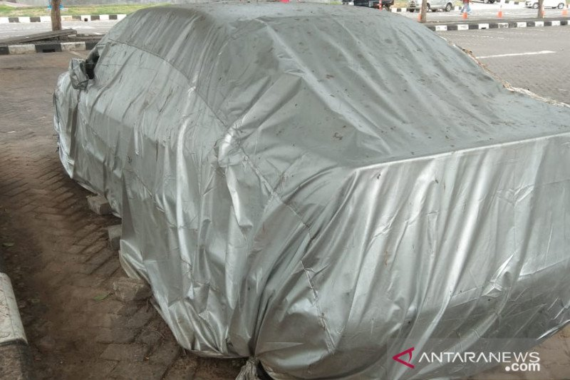BMW empat tahun terparkir di Bandara Ngurah Rai, tarif parkir sudah capai Rp70 juta