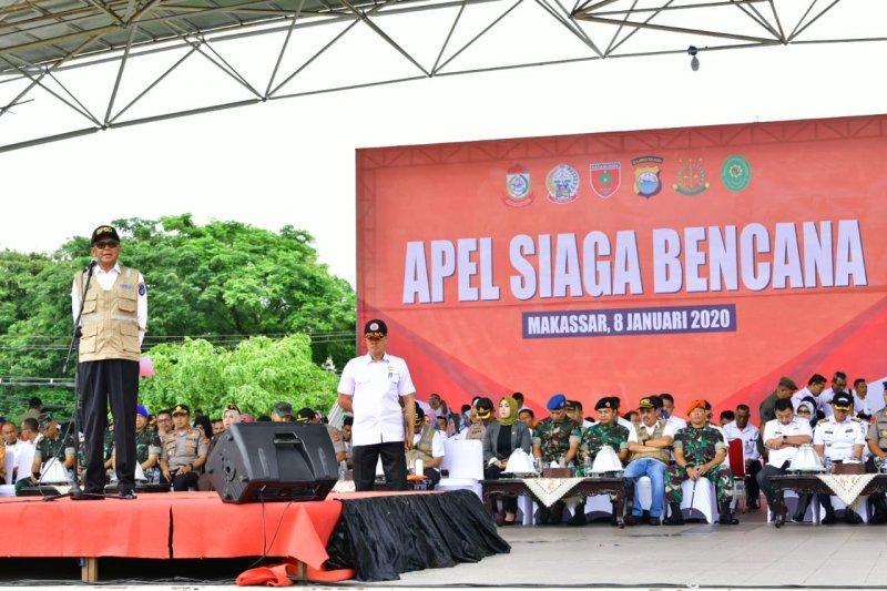 Gubernur Sulawesi Selatan  pastikan pemerintah hadir di tengah bencana