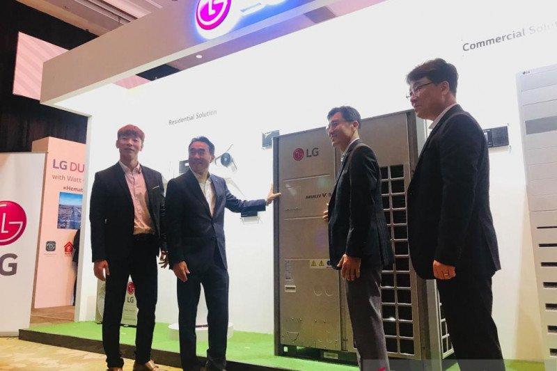 Ekspansi pasar LG Electronics telah kembali produksi AC di Indonesia