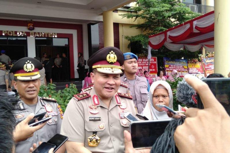 Penambangan Ilegal di Lebak jadi prioritas utama Kapolda Banten baru