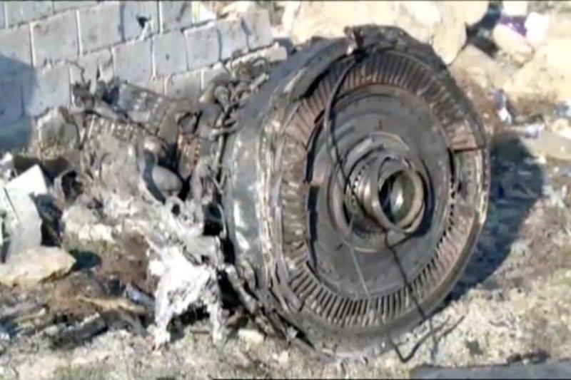 Ukraina berkoordinasi dengan Iran soal pesawat yang tewaskan 176 orang