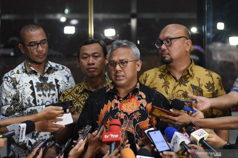 Hukum kemarin, OTT Komisioner KPU hingga kronologi hakim Medan dibunuh