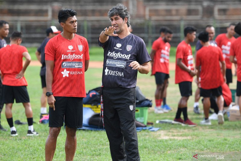 Bali United tak sepakat dengan usulan kompetisi 2021 tanpa degradasi