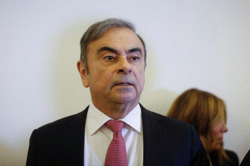 """Wakil Menteri Jepang ke Lebanon """"jemput"""" Carlos Ghosn"""