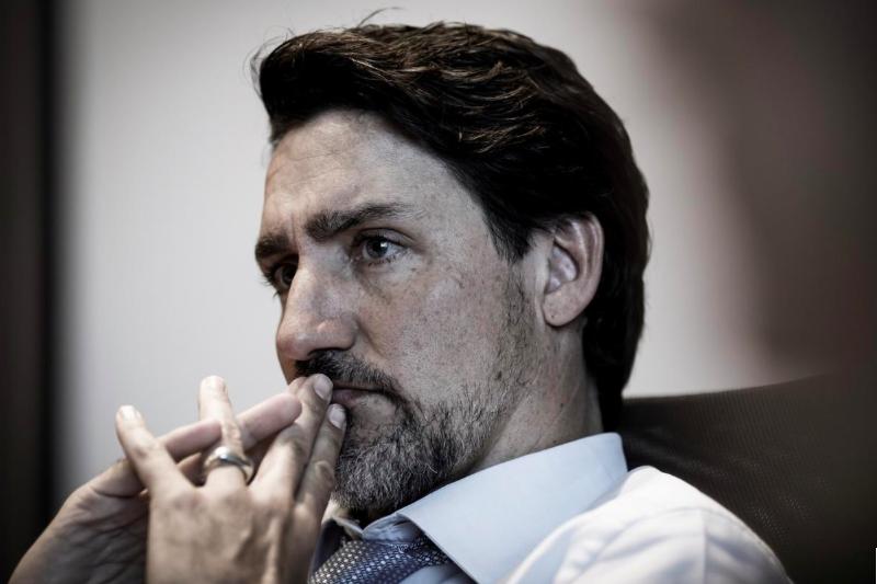 Jenggot baru PM Kanada Justin Trudeau bikin heboh dunia maya