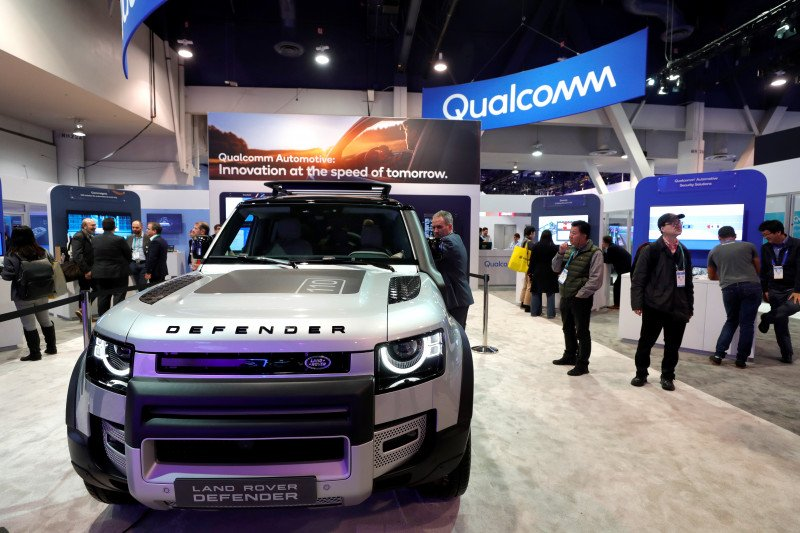 LG gandeng Qualcomm kembangkan platform otomotif 5G
