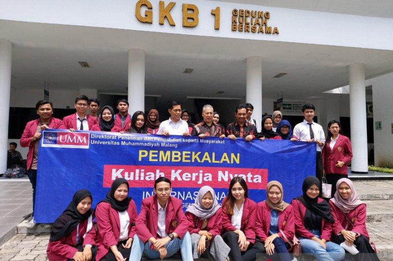 Mahasiswa KKN UMM dampingi anak-anak pekerja migran di Kinabalu