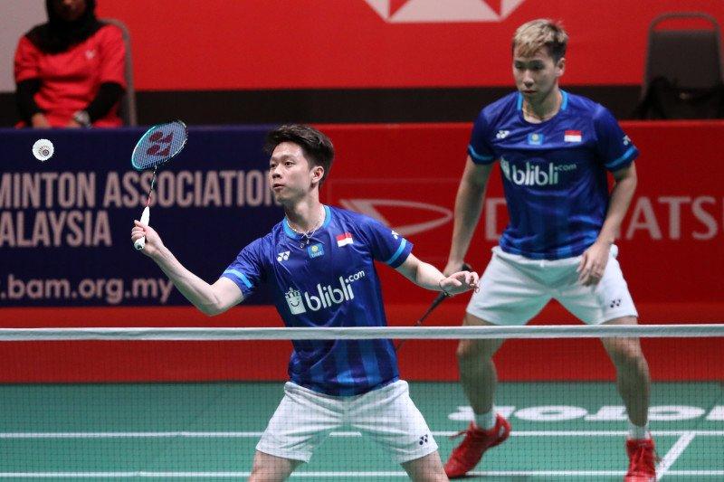 Minions ke perempat final Malaysia Masters 2020 usai kalahkan pasangan tuan rumah
