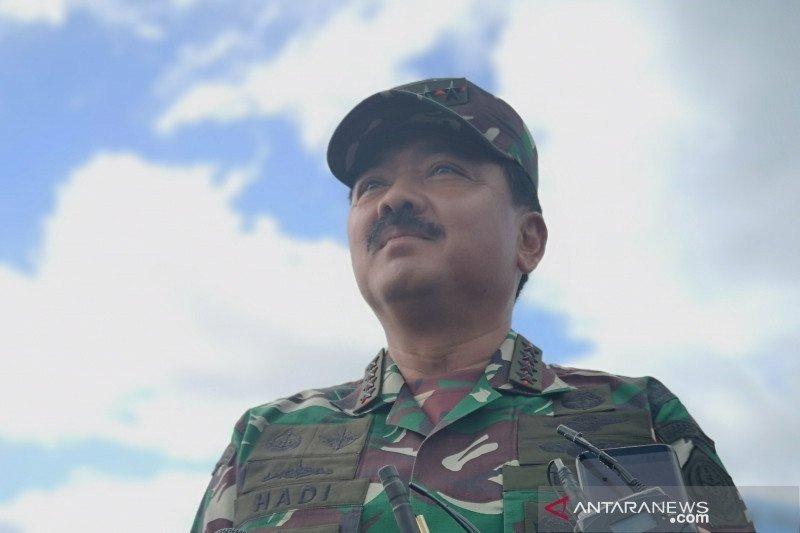 Panglima perintahkan TNI AL halau kapal-kapal asing pencuri ikan di ZEE
