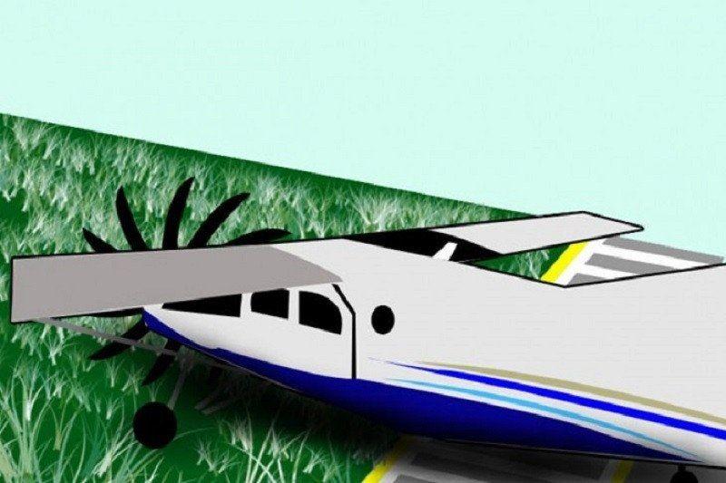 Jet tempur AS jatuh usai tubruk pesawat pengisi bahan bakar