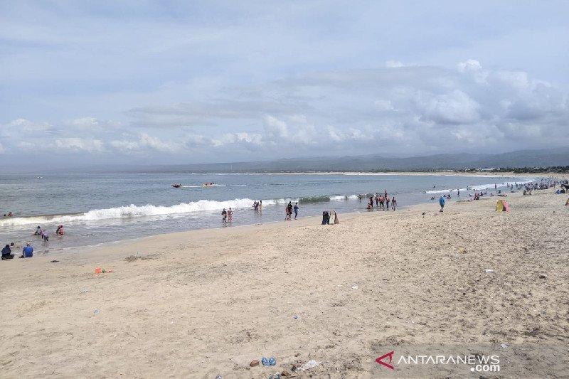 Pantai Santolo Garut paling banyak dikunjungi wisatawan akhir tahun 2019