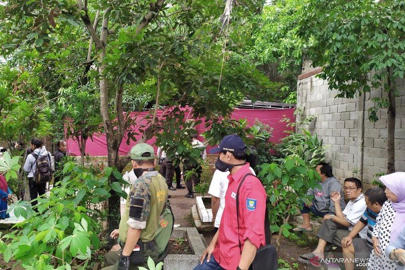 Makam ibu Rizky Febian dipindahkan ke Ujung Berung Bandung