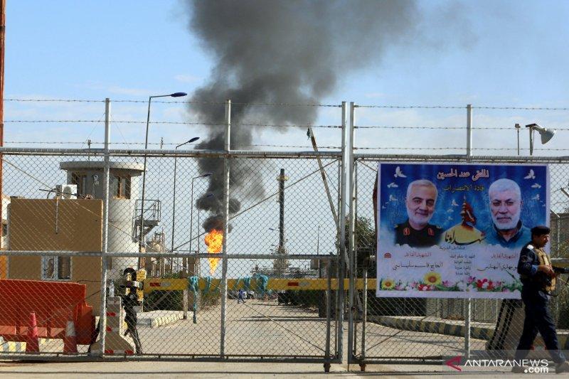 Komandan Iran: Serangan roket bukan untuk membunuh pasukan AS