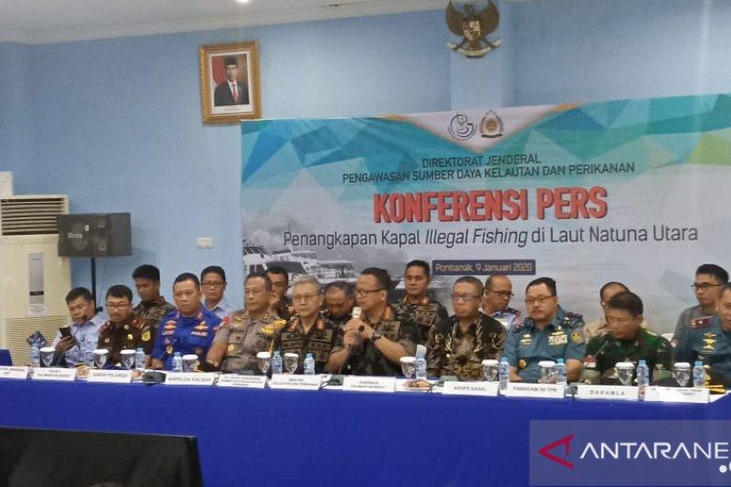 """Edhy Prabowo tegaskan KKP memprioritaskan berantas """"illegal fishing"""""""