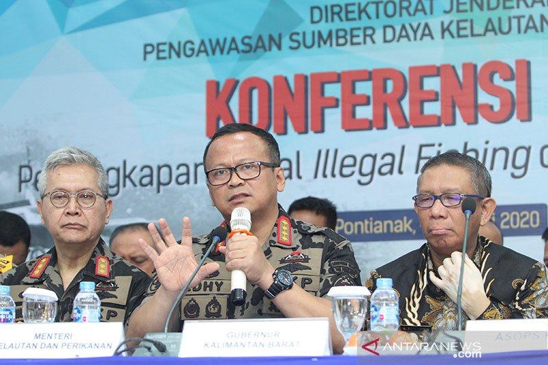 Edhy Prabowo bantah KKP tidak prioritaskan berantas