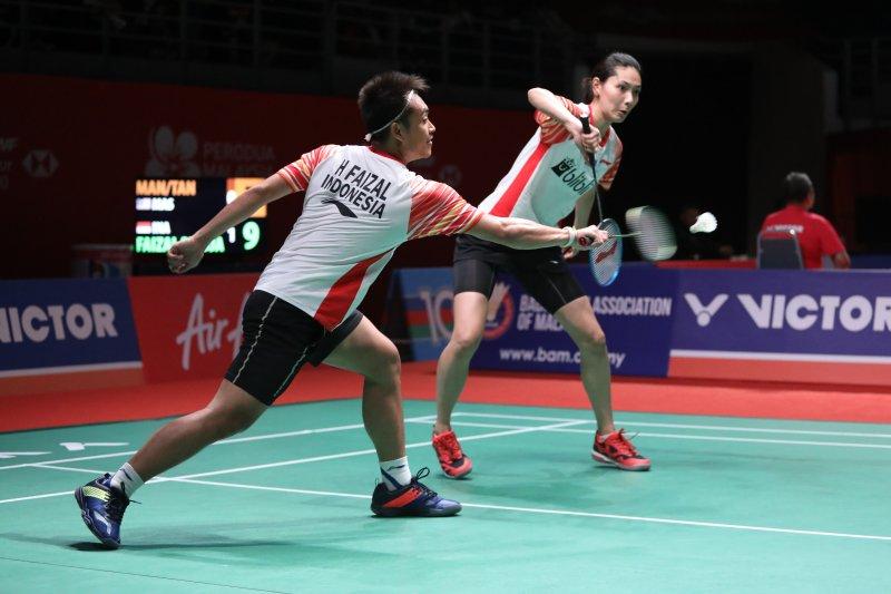 Hafiz/Gloria mantap ke semifinal Malaysia Masters