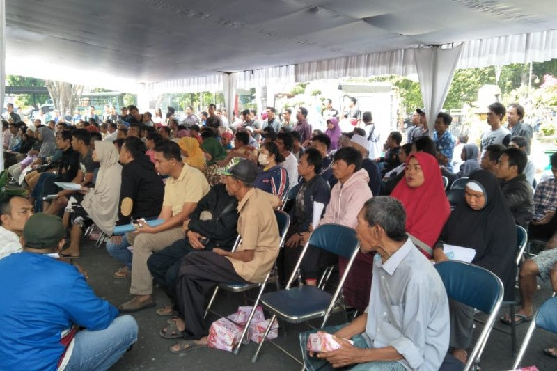989 jiwa korban gempa Mataram segera dapat jaminan hidup