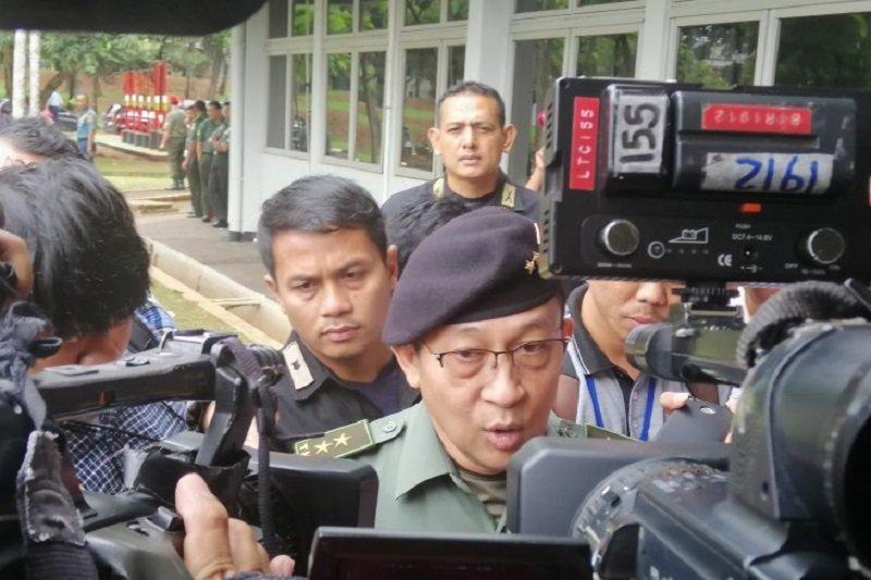 Kapuspen TNI Mayjen TNI Sisriadi sebut Kapal China sudah keluar dari ZEE Indonesia